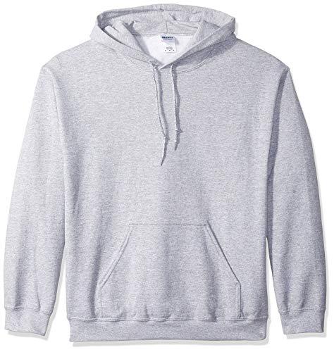 cba4bd2c1f1 Gildan Men s Heavy Blend Fleece Hooded Sweatshirt G18500 - Import ...