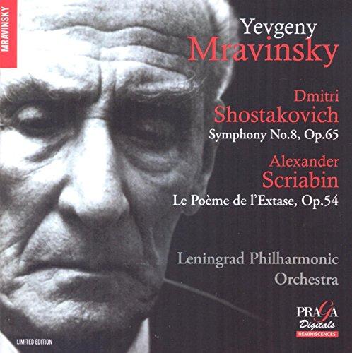 SHOSTAKOVICH,D. / MRAVINSKY,YEVGENY