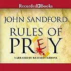 Rules of Prey: A Lucas Davenport Novel Audiobook by John Sandford Narrated by Richard Ferrone