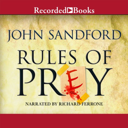 Rules of Prey: A Lucas Davenport Novel Audiobook [Free Download by Trial] thumbnail