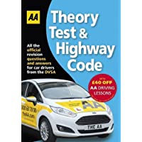 AA Driving Theory Test & Highway Code (AA Driving Test) (AA Driving Test Series)