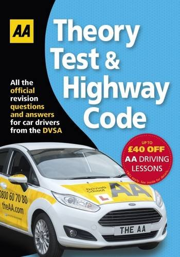 Theory Test & Highway Code (Aa Driving Test Series)