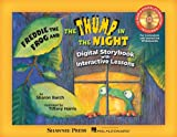 img - for Freddie the Frog and The Thump in the Night (DIGITAL EDITION): Digital Storybook with Step-by-Step Lessons for Interactive Whiteboard book / textbook / text book