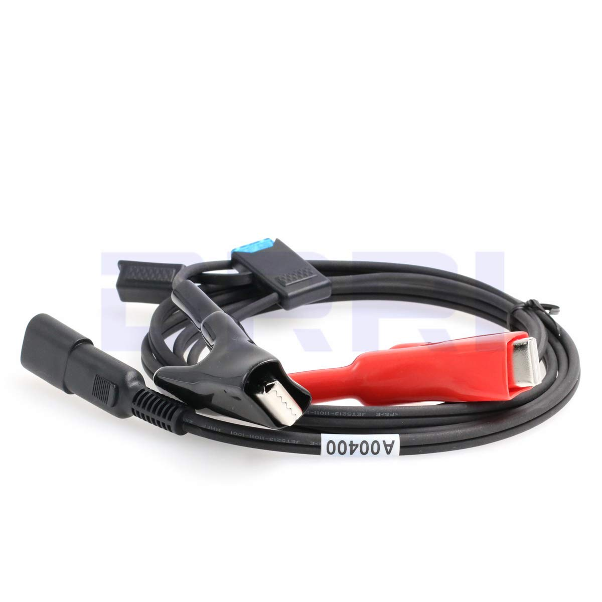 DRRI GPS External Power Cable A00400 with Alligator Clip for Leica//Topcon//Geomax A00400