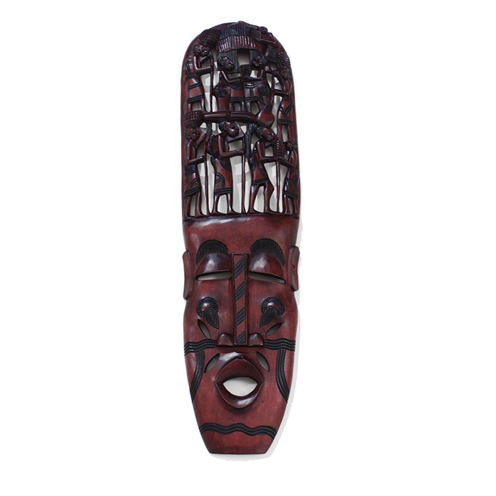 Over-Sized Kenyan Family Tree Mask 36''