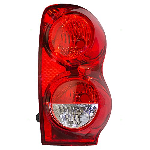 - Passengers Taillight Tail Lamp Replacement for Dodge SUV 5133168AI