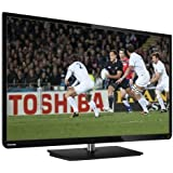Toshiba 32E2533DB 32-Inch HD Ready LED TV with Freeview and USB Record