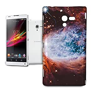 Phone Case For Sony Xperia ZL L35H - Space Nebula Premium Cover
