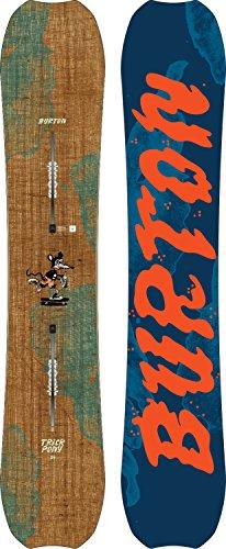 Burton Trick Pony Snowboard Mens Sz 162cm ()