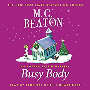 Busy Body Audiobook