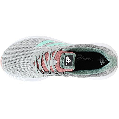 Adidas Grey W Femme Course white aqua Fluidcloud Chaussures De rHqrYw