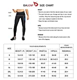 BALEAF Men's Bike Cycling Pants 4D Padded Bicycle