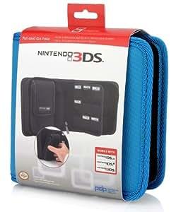 Nintendo Licensed Pull n Go Storage Folio - Blue (Nintendo 3DS/DSi/DS Lite) [Importación inglesa]