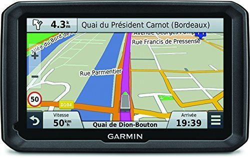 Garmin DEZL 770LMT Satellite Navigation System