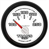 AUTO METER 8549 Factory Match Transmission Temperature Gauge, 100-250 Deg F.
