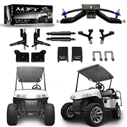 Golf Cart Lift Kit 6'' A-Arm will fit EZ-Go RXV Electric Golf Carts by  Madjax