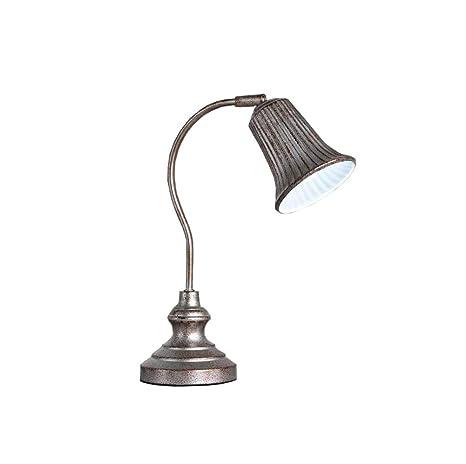 ○ / Lámpara de mesa tipo loft, American Village Vientos ...