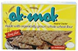 Ak-Mak Sesame Crackers, 4.15 Ounce (Pack of 12) For Sale