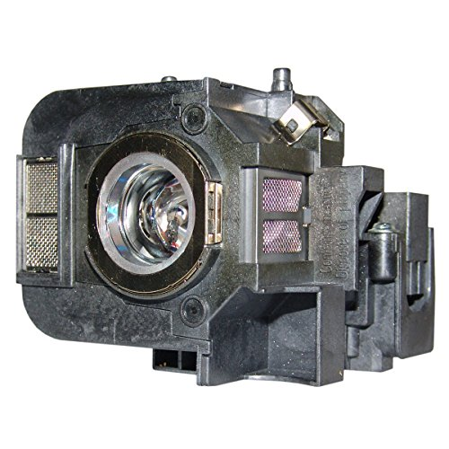 AuraBeam Economy Projection Lamp, Compatible with EPSON ELPLP50 / V13H010L50 (PowerLite 825 / PowerLite 825+ / PowerLite 826W / PowerLite 826W+ / PowerLite 84 / PowerLite 84+ / PowerLite 85 / PowerLit from Aurabeam