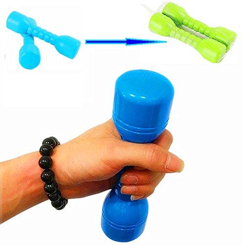 (Minibaby Kids Toys Fitness Equipment Kindergarten Sports Dumbbells Set)