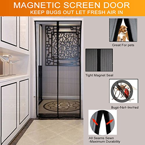 Magnetic Hardware magnets Keeps Annoying 36inchx95inch