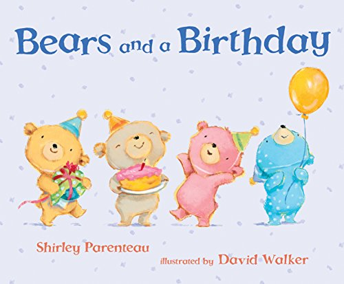 (Bears and a Birthday (Bears on Chairs))