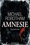 Amnesie: Joe O'Loughlins 2. Fall (Joe O'Loughlin und Vincent Ruiz, Band 2)
