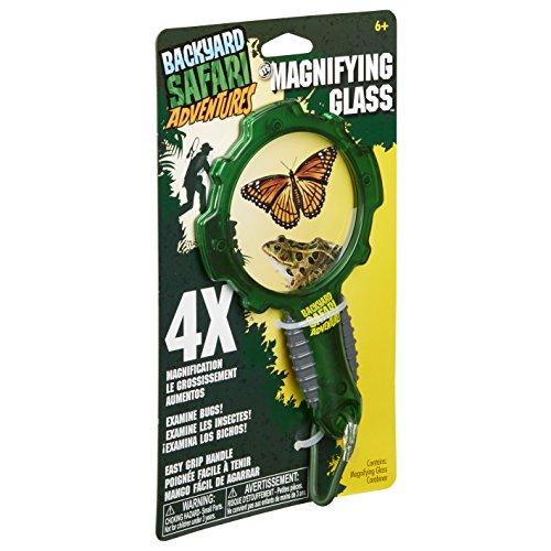 - Backyard Safari Magnifying Glass