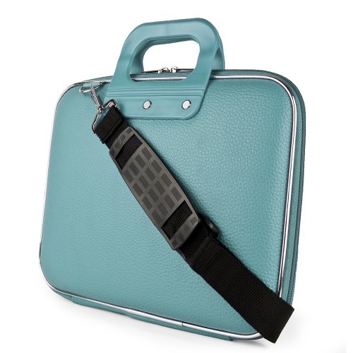 BABY SKY BLUE Ultra Cady Cube Durable Tactical Messenger Bag Case for Microsoft Surface Pro 3 12' / Surface Pro 2 / Surface Tablet