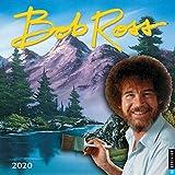 Books : Bob Ross 2020 Wall Calendar