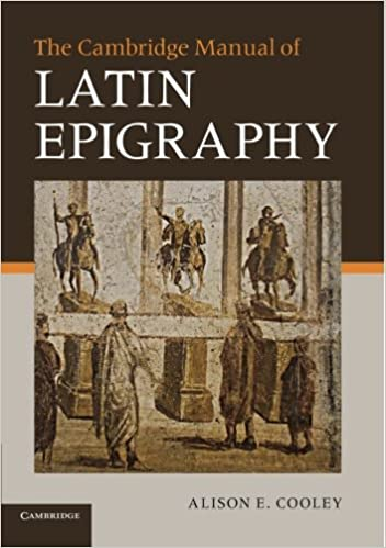 Descargar Utorrent En Español The Cambridge Manual Of Latin Epigraphy Paperback PDF En Kindle