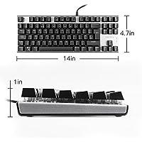 Geezer Mechanical Keyboard Backlit Resistant Overview