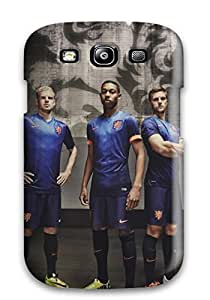 AmandaMichaelFazio QDMslrn1227AMgBo Case Cover Galaxy S3 Protective Case 2014 Fifa World Cup Netherlands Players
