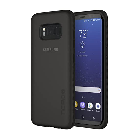 Incipio Samsung Galaxy S8 Octane Case - Black