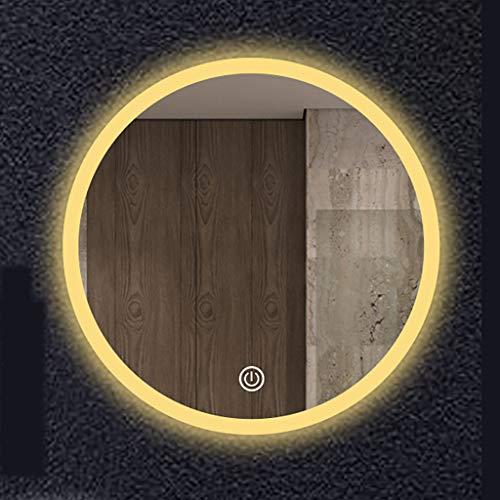 LED Illuminated Bathroom Mirror Light, Make Up Dressing Wall Mounted Explosion-Proof Vanity -