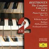 Ludwig van Beethoven: The Complete Concertos Vol. 1