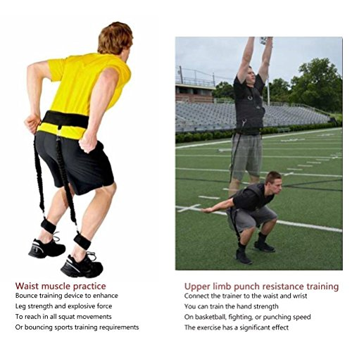 Odowalker Vertical Jump Trainer 50 Pounds Basketball