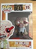 Funko POP Television: Walking Dead-RV Walker Zombie Blood Splattered Version Exclusive