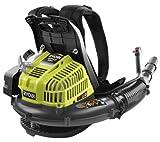 Ryobi ZRRY08420 42cc Gas Powered 2-Cycle Backpack Blower...