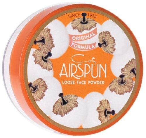 Coty Airspun Loose Powder, Muted Beige, 2.3 Ounce by Coty Airspun