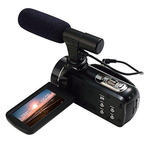 Sony ECM-GZ1M Zoom Microphone for Cameras ECMGZ1M B&H Photo