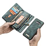 S8 Plus Case,AliceTop Multifunction Removable Zipper Wallet Card - Best Reviews Guide