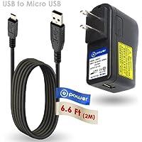 T Power 5v ( 6 feet ) Rapid Ac Adapter for Ultimate Ears BOOM 2 UE Mini BOOM MegaBoom ROLL 2 , Logitech UE Mobile Boombox , Big Blue GO / Logitech X300 / Wireless Bluetooth Portable Speaker Charger