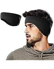 Fleece Winter Headband Ear Warmers Muffs for Men Women Kid Running Yoga Skiing