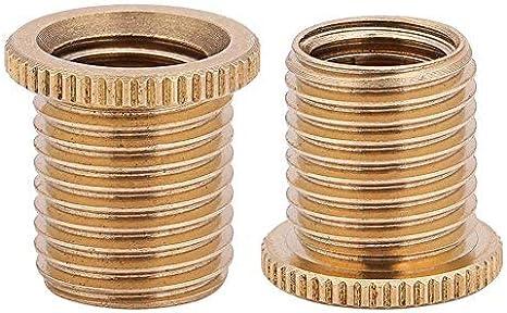 Keenso Schaltknauf Gewinde Adapter Universalmetrik Auto Gang Stock Knopf Thread Schrauben Adapter Halter M12 1 25 10 1 25 Auto