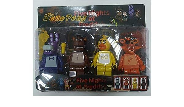 Amazon.com: Grocoto Action & Toy Figures - 4pcs/lot 4-5inch ...