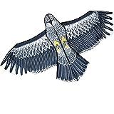 #9: Hengda Kite NEW 60-Inch Edge Eagle Kite