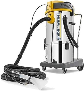 Limpiador Inyección - Extracción GHIBLI WIRBEL - 2500W - Power Extra 31 I AUTO CEME: Amazon.es: Bricolaje y herramientas