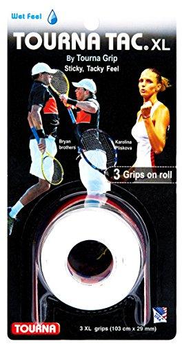 Tourna Tac, Tacky Feel Tennis Grip (three Grips) – DiZiSports Store