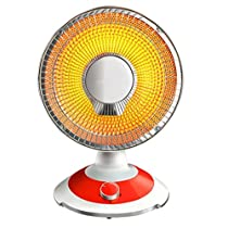 Home Heaters, 600W Desktop Heaters, 2 Stalls Fast Heating, Portable Heaters